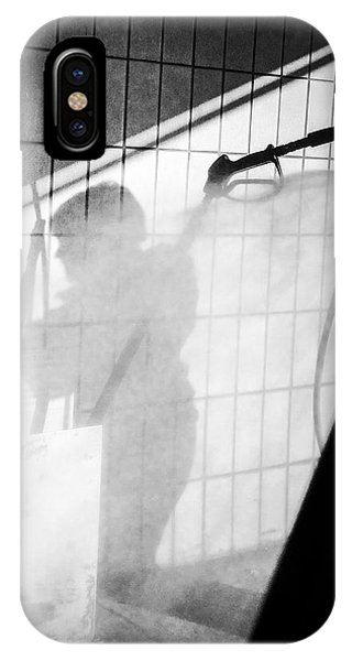 Cool iPhone Case - Carwash Shadow And Light by Matthias Hauser