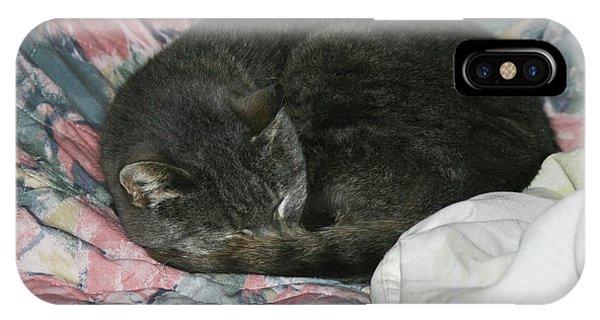 Cas-1 IPhone Case