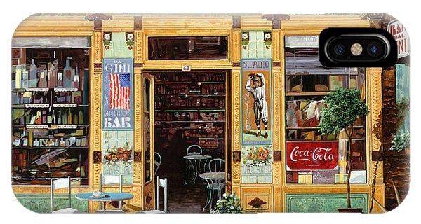 Stars And Stripes iPhone Case - Casa America by Guido Borelli