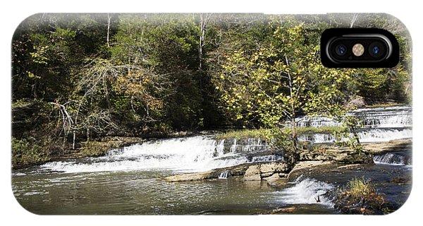 Cascade Falls IPhone Case