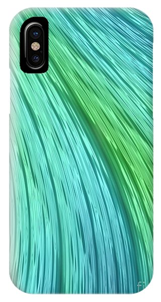 Fall Colors iPhone Case - Cascade by John Edwards