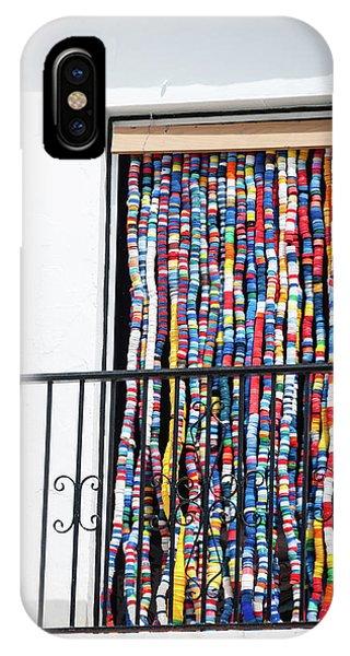 Cascade Of Colour IPhone Case