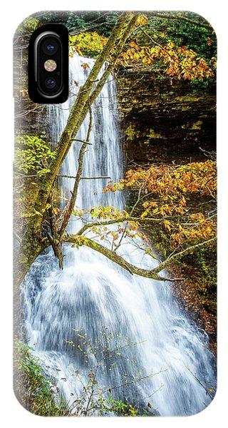 Cascades Deck View IPhone Case