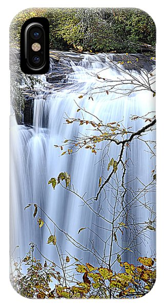 Cascading Water Fall IPhone Case