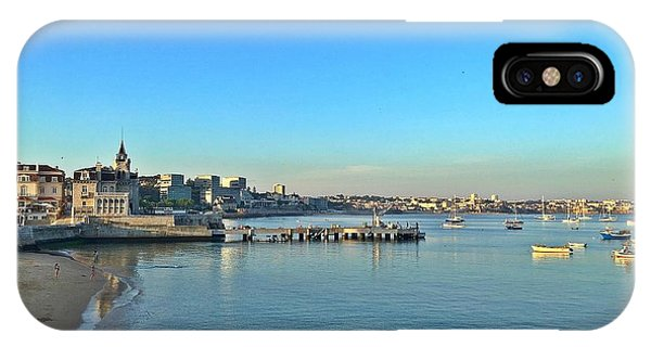 iPhone Case - Cascais Marina by Onthe Runaway