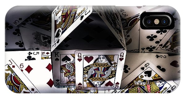 Achievement iPhone Case - Casino House by Jorgo Photography - Wall Art Gallery