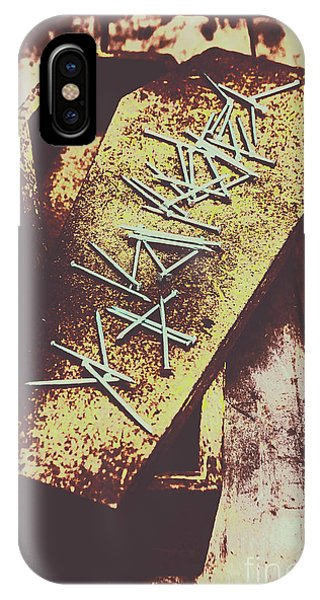 Metal iPhone Case - Casket Closing by Jorgo Photography - Wall Art Gallery