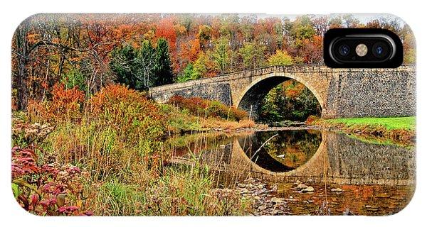 Casselman River Bridge IPhone Case