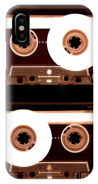 Cassette Tapes IPhone Case