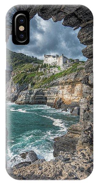 Castello Doria IPhone Case