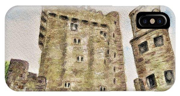 Castle Blarney IPhone Case