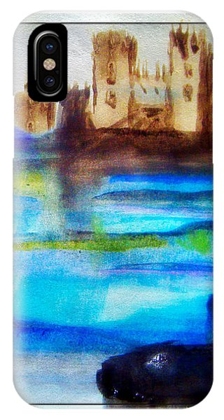 Castle By Colleen Ranney IPhone Case