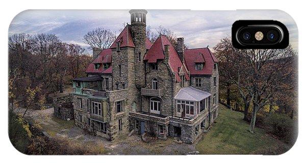 Castle Rock IPhone Case