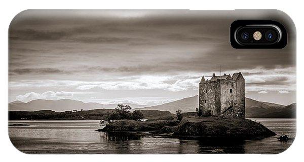 Castle Stalker 1 IPhone Case
