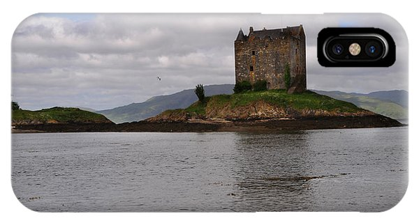 Castle iPhone X Case - Castle Stalker by Smart Aviation