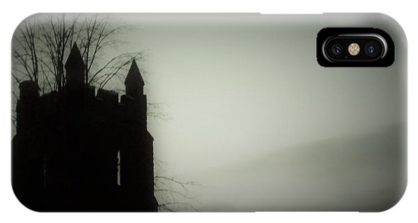 Castle Tower IPhone Case