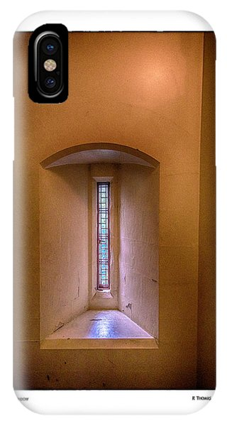 Castle Window IPhone Case