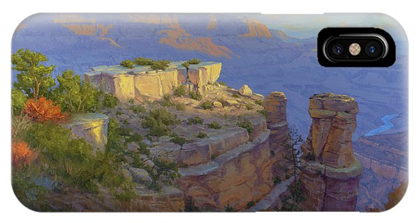Grand Canyon iPhone Case - Castles In The Sky by Cody DeLong