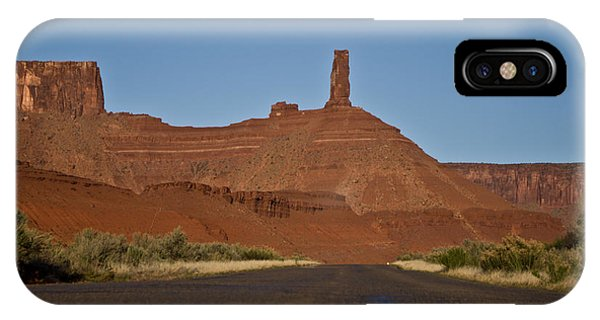 Castleton Valley IPhone Case