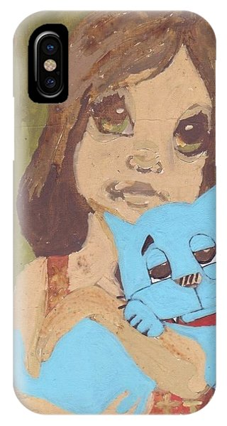 Cat 1 IPhone Case