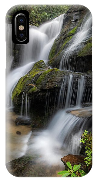 Cat Gap Loop Trail Waterfall IPhone Case