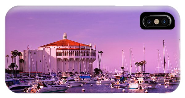 Catalina Casino IPhone Case
