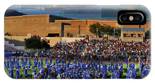 Catalina Foothills High School Graduation 2016 IPhone Case