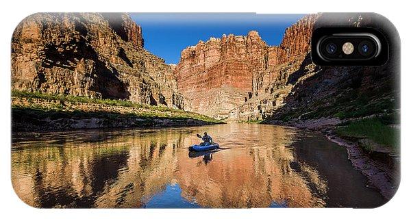 Cataract Canyon IPhone Case