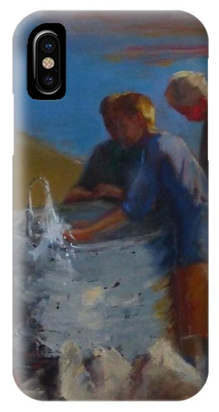 Catch Of The Day Phone Case by Irena Jablonski