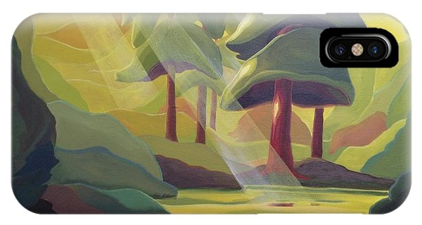 Cathedral Light IPhone Case