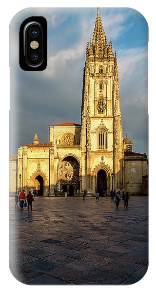 iPhone Case - Cathedral Of Oviedo by Ric Schafer