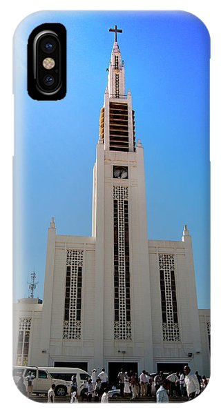 Cathedral Of The Sun IPhone Case