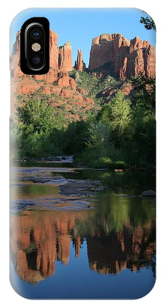 Cathedral Reflections Phone Case by Jimmy Fox