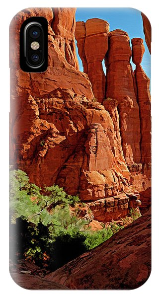 Cathedral Rock 06-124 IPhone Case
