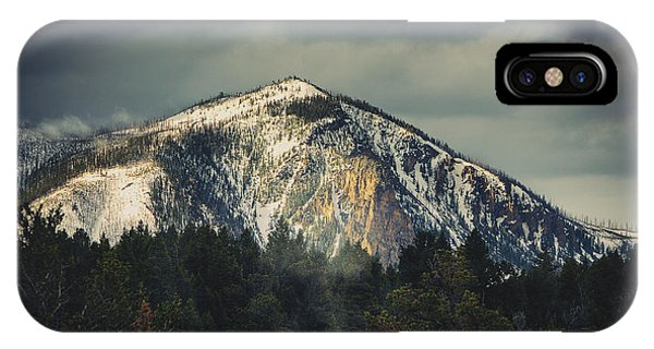 IPhone Case featuring the photograph Cathedral Rock by Christopher Meade