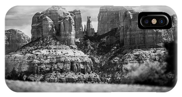 Cathedral Rock Phone Case by Robert Davis
