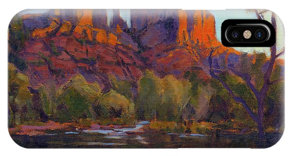 Cathedral Rock, Sedona IPhone Case