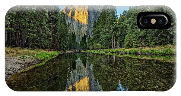 Cathedral Rock iPhone Case - Cathedral Rocks Morning by Peter Tellone