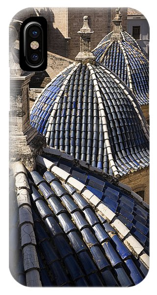 Cathedral Valencia Side Domes IPhone Case