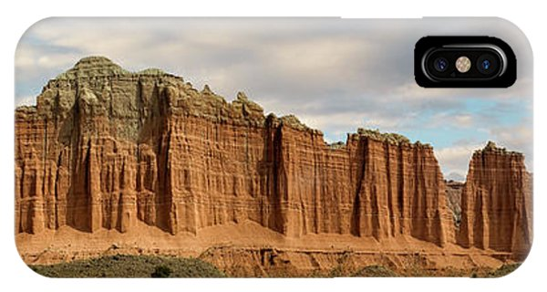 Cathedral Valley Wall IPhone Case