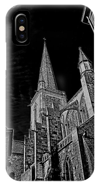 Cathedrale St/. Vincent IPhone Case