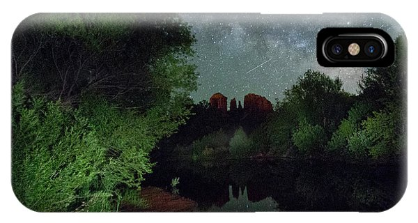 Cathedrals' Skies IPhone Case