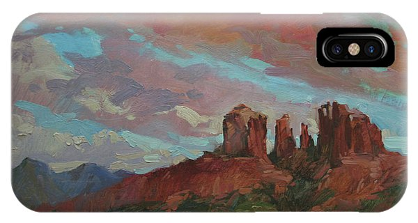 Catherdral Canopy IPhone Case