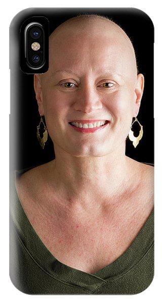 Catherine Schoolar #2 IPhone Case