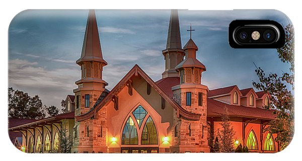 Catholic Church Of St. Ann IPhone Case