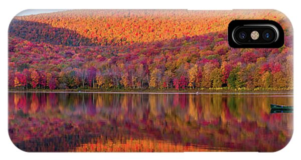 Catskills Panorama 1 IPhone Case