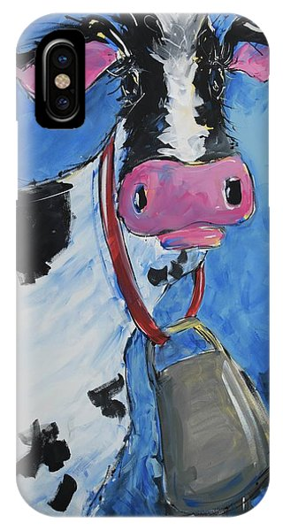Cattle Call IPhone Case