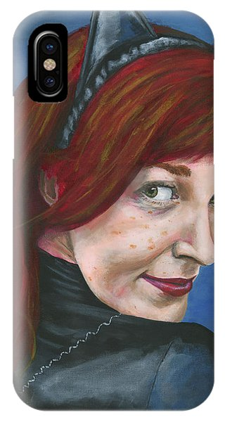 Catwoman IPhone Case