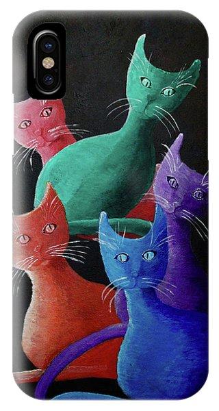 Catz Catz Catz IPhone Case