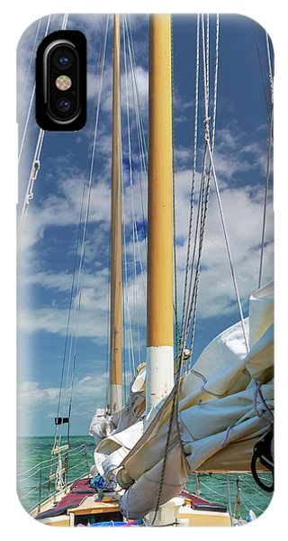 Carribbean iPhone Case - Casual Romance With The Sea by Betsy Knapp